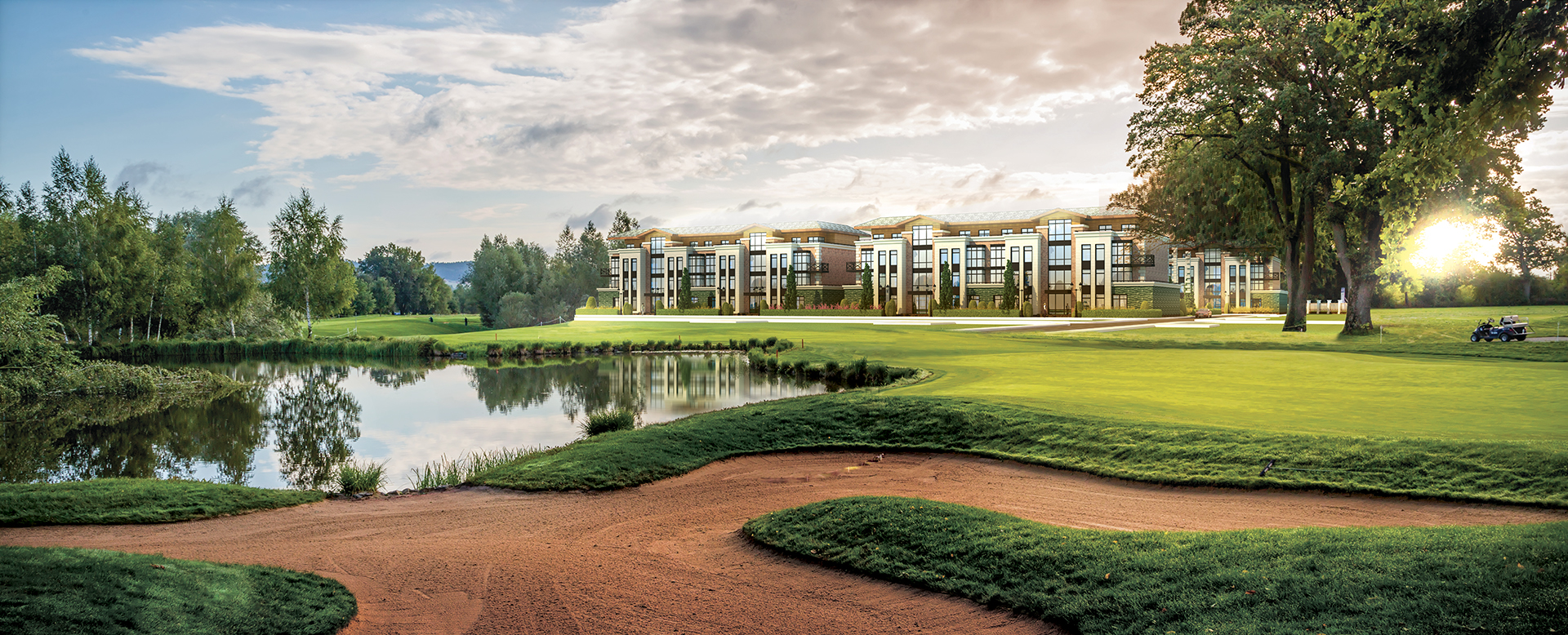 Alatau Golf Residences